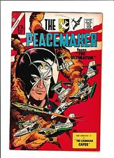 "THE PEACEMAKER #2  [1967 VG+]  ""THE ULTIMATUM"""
