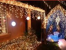 10M 100LED Warm White String Fairy Wedding Light Lamp Xmas Party Christmas Decor