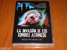 LA INVASION DE LOS ZOMBIES ATOMICOS / NIGHTMARE CITY English Español -Precintada