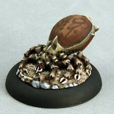 Prarie Tick Queen Reaper Miniatures Savage Worlds Insect Bug Monster Melee