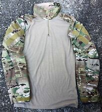 CRYE PRECISION COMBAT SHIRT G3 MEDIUM REGULAR MULTICAM