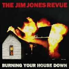 The Jim Jones Revue - Burning Your House Down (NEW CD)
