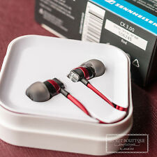 BNIB CX3.00 Red In-Ear Earphones Headset Headphones