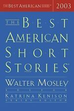 Best American: The Best American Short Stories 2003 (2003, Paperback)