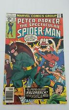 peter parker ,the spectacular spiderman # 13