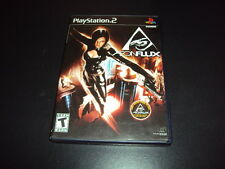 "Aeon Flux ""Great Condition"" (PlayStation 2) Complete PS2"