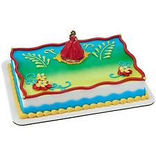 Disney Elena of Avalor Crown Princess Cake Topper
