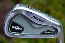 MIZUNO MX300 6 iron FORGED MX 300 Dynalite Gold  SL r300 ..