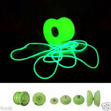Luminous Glow in the Dark Professional Yo-Yo + Luminous Glow in the Dark String