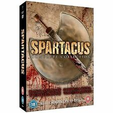 Spartacus - Complete Collection - (DVD) - New