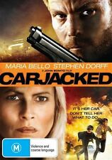 Carjacked DVD NEW