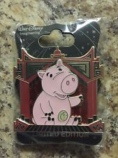 WDI EXCLUSIVE DISNEY CHINESE NEW YEAR ZODIAC HAM TOYSTORY PIN LE 250