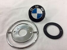 BMW E9 Emblem 2800 3.0CS 3.0CSi 2000CS / CA Coupe C-Pillar Side Emblem