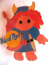 Hard Rock Cafe Stockholm Troll '02 Pin
