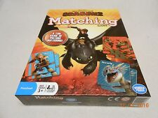 NEW HOW TO TRAIN YOUR DRAGON2 MATCHING CARD GAME DREAM WORKS PRESCHOOL CHRISTMAS