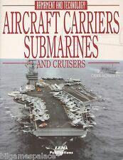 Aircraft Carriers, Submarines and Cruisers (LEMA 1999 1st) Camil Busquets