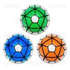 Football Premier League Style Ball Size 5 Orange/white Or Blue/white No Green