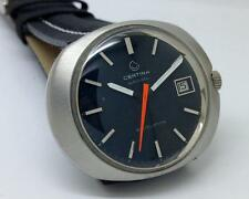 VINTAGE CERTINA AUTOMATIC REVELATION DATE ORIGINAL DIAL SWISS MADE WRIST WATCH