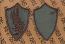 U.S. Army Central Command CENTCOM desert DCU ACU uniform patch m/e #G