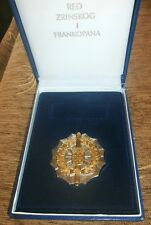CROATIA  Order of Petar Zrinski and Fran Krsto Frankopan w/gold triple interlace
