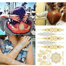 Temporary Tattoo Body Art Waterproof Tattoo Stickers
