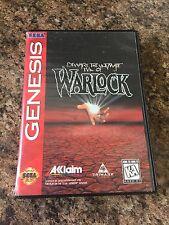 Warlock (Sega Genesis, 1994)