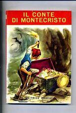 A.Dumas # IL CONTE DI MONTECRISTO # Editrice Boschi 1968