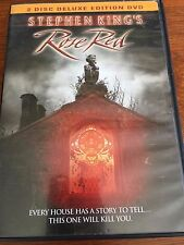 Stephen King's Rose Red (2-Disc Deluxe Edition DVD, 2002) Nancy Travis; Rare/OOP
