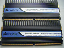 2x2Gb Corsair Dominator CM2X2048-8500C5D 5-5-5-15 2.10v Ver.1.2 (4Gb)