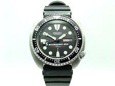 """Raro SEIKO DIVER'S Automatic Submariner 6309 7040 """"Scubapro 450'"""