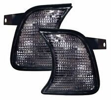 BMW 5 SERIES E34 88-95 SMOKED FRONT INDICATOR REPEATER LIGHTS