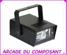 1 STROBO STROBOSCOPE 20W  JEU DE LUMIERE (ref G011A) Poids 500g