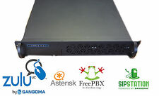 Asterisk Open Source 2U Rack VoIP FREE PBX Expandable 1G 250G Basic
