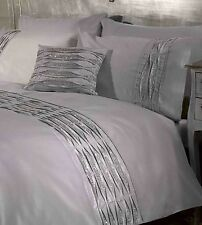 luxury diamante rhinestone crystal duvet quilt bedding cover set cushion pillow