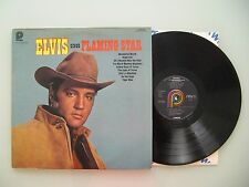Elvis Presley - Elvis Sings Flaming Star, USA 1969, LP, Vinyl: m-