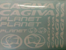 Cagiva Planet Decal/ Sticker Pack -- ALL COLOURS AVAILABLE --  mito raptor 125