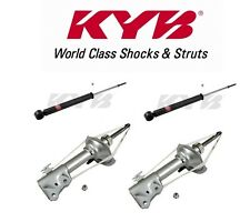 Toyota Echo 00-05 L4 1.5L KYB Excel-G Front Struts & Rear Shock Absorbers