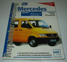 Reparaturanleitung Mercedes Sprinter 208 D 210 212 308 310 312 408 410 412 NEU!