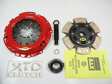 XTD STAGE 3 CERAMIC CLUTCH KIT HONDA 2006-2011 CIVIC SI K20 (6SPD) 4CYL
