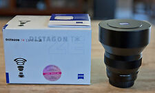 Zeiss ZEISS Distagon T 15mm f/2.8 MF ZE Lens Canon