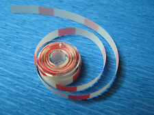 """Vorlaufband,Kennband 5m Rot/Weiss 1/4"""" 6,3mm für Revox-Studer usw"""