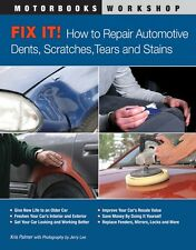FIX IT How to Repair Dents PANEL BEATING AUTO CLEANING CAR RESTORE REPAIR MANUAL