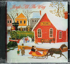 Jingle All the Way - Various, BRAND NEW FACTORY SEALED CD (1991, Sony Special)
