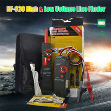 Rechargeable Voltage Cable tester Under Ground Cable route Finder Tracker Tools