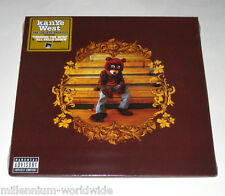 "SEALED & MINT - KANYE WEST - THE COLLEGE DROPOUT - DOUBLE 12"" VINYL LP - RECORD"