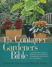 Joanna Harrison - Container Gardeners Bible (2009) - Used - Trade Paper (Pa