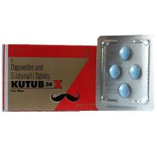 Kutub 30 X Solution for Premature Ejaculation in Men 4 TAB