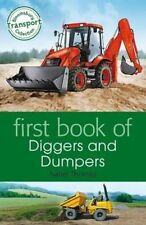 First Book of Diggers and Dumpers (Frist Book),Isabel Thomas,New Book mon0000106