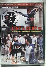 Fist of Fury 3 bruce lee ntsc import dvd