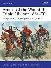 Men-At-Arms Ser.: Armies of the War of the Triple Alliance 1864-70 499 by...